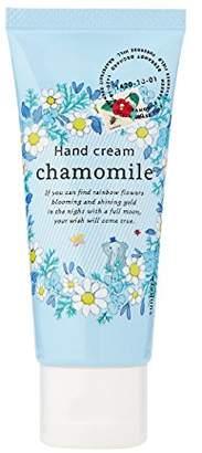 サンハーブ ハンドクリーム カモマイル 50g(手肌用保湿クリーム 日本製 やさしく穏やかな甘い香り)