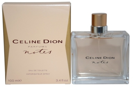 Celine Dion Notes Eau de Toilette Spray for Women