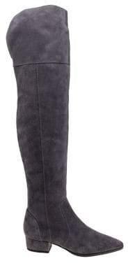 Splendid Ruby Suede Knee-High Boots