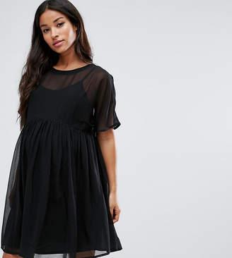 9f6bad7a45a70 Maternity Smock Dress - ShopStyle