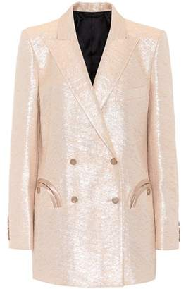 Blazé Milano Moonbird metallic blazer