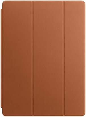 Apple Leather Smart Cover for 12.9inch iPadPro - Saddle Brown