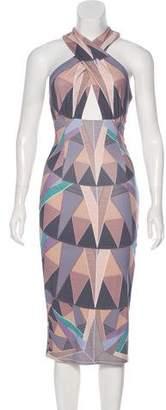 Mara Hoffman Printed Sleeveless Dress