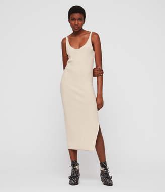 AllSaints Blyth Long Dress