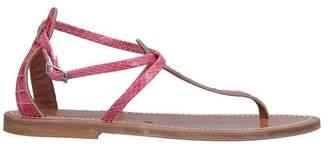 K Jacques St Tropez K.JACQUES ST. TROPEZ Toe post sandal