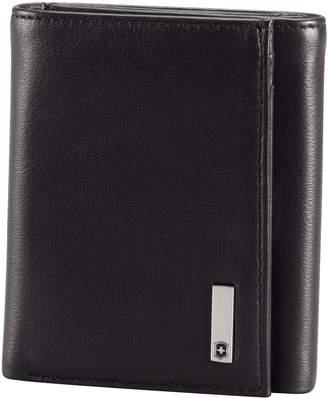 Victorinox Men's Altius 3.0 Athens Leather Tri-Fold Wallet