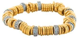 Links of London Diamond Accented Sweetie Bracelet