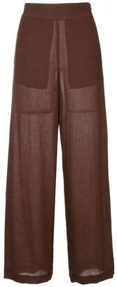 Camilla And Marc wide leg trousers