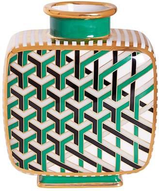 Jonathan Adler Versailles Maze Porcelain Vase