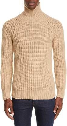 Officine Generale Turtleneck Sweater