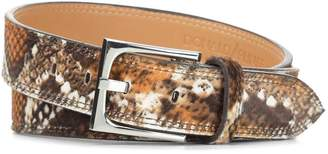 Donald J Pliner FRANCO, Snake Haircalf Belt
