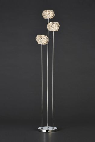 Next Venetian 3 Light Floor Lamp