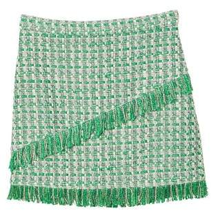 MANGO Tweed skirt