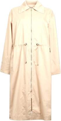 Baum und Pferdgarten Daniela Drawstring Waist Cotton-Blend Coat