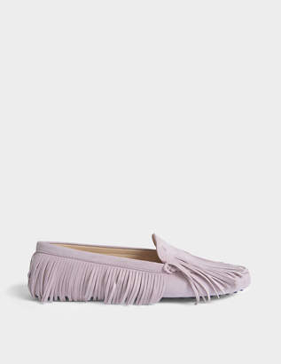 Tod's Fringed Gommino moccasins