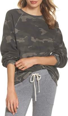 Rag Doll RAGDOLL Camo Oversize Sweatshirt