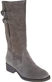 Kenneth Cole Gentle Souls by Gentle Souls Leather or Suede Mid Calf Boots -Brian