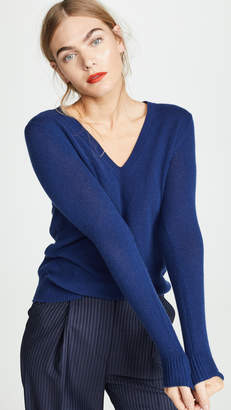 Theory Cashmere V Neck