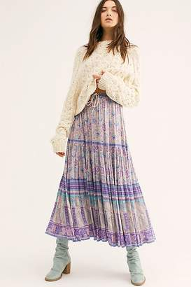 Spell And The Gypsy Collective Poinciana Maxi Skirt