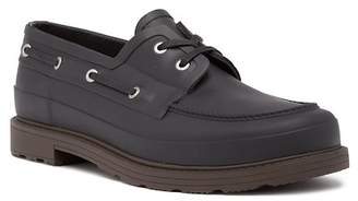 Hunter Waterproof Deck Boat Shoe