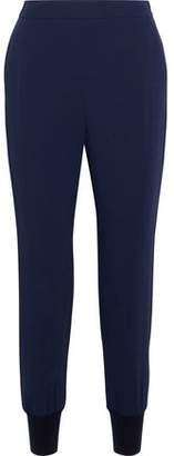 Stella McCartney Stretch-Cady Tapered Pants