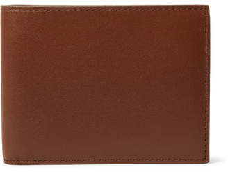 Common Projects Leather Billfold Wallet - Brown