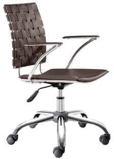 ZUO Criss-Cross Back Office Chair