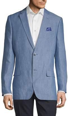 Tommy Hilfiger Men's Classic Linen Sportcoat