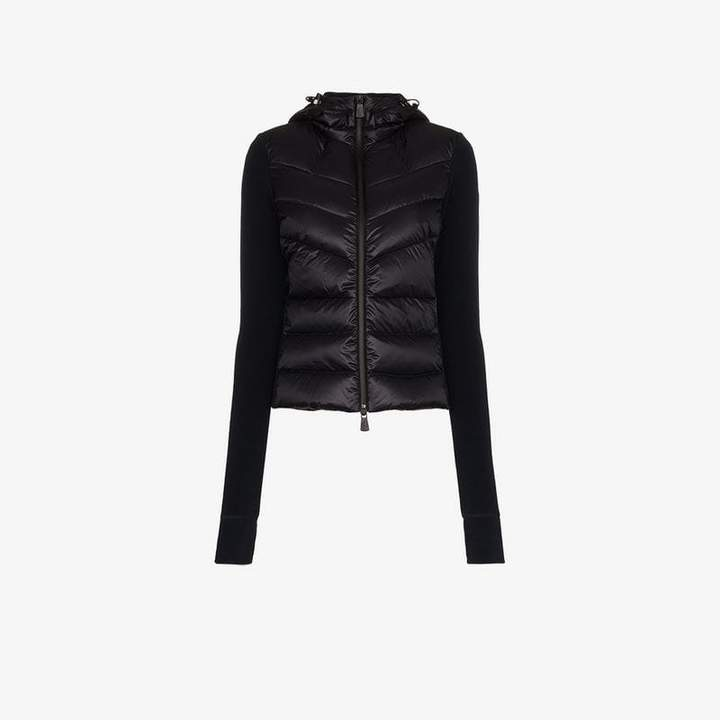 Maglia feather down fleece jacket