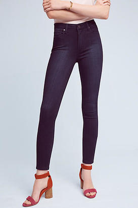 Paige Hoxton Mid-Rise Skinny Jeans $189 thestylecure.com