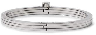 Miansai Tri-Cuff Stainless Steel Bracelet