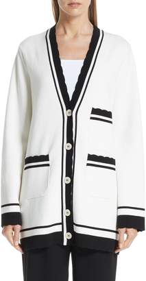 Emporio Armani Button Cardigan