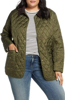 Barbour Annandale Water Resistant Quilted Utility Jacket