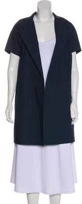 Marni Short Sleeve Open-Front Jacket