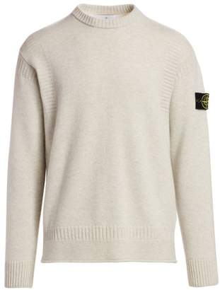 Stone Island Geelong Wool Sweater