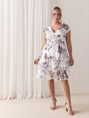 Ruffle Summer Love Dress - City Chic