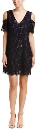BCBGMAXAZRIA Lace Mini Dress