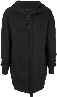Tobias Birk Nielsen long zipped hoodie