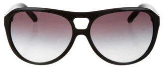 Dolce & GabbanaD&G Tinted Aviator Sunglasses