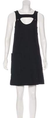 Sonia Rykiel Sonia by Sleeveless Mini Dress