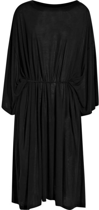Maison Martin Margiela Belted modal dress