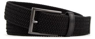 Van Heusen Men's Modern Flex Stretch Braided Belt