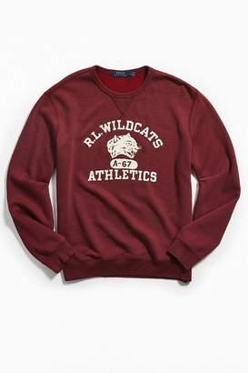 Polo Ralph Lauren Wildcats Crew-Neck Sweatshirt