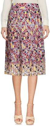 Jil Sander Navy 3/4 length skirts - Item 35382878LK