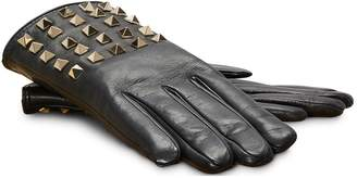 Valentino Gavarani studs gloves