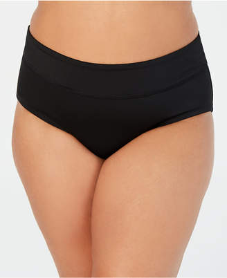 Nike Plus Size Bikini Bottoms Women Swimsuit