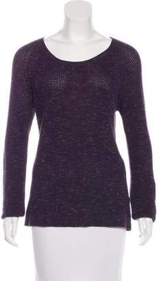 Rag & Bone Long Sleeve Knit Top