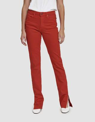 Simon Miller Slidell Side-Slit Jean