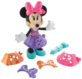 Disney Disney's Minnie Mouse Stencil N' Style Minnie by Fisher-Price