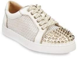 Christian Louboutin AC Vieria Spikes Sneakers